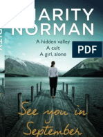 See You in September by Charity Norman Sample Chapter