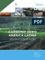 PNUMA Carbono Cero América Latina