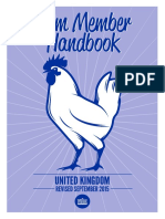 UK Team Member Handbook - Sept 2015