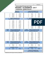 4. Calendario Academico 2017