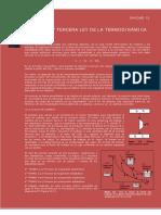 2º y 3º Ley de La Termodinamica