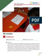 Primero de Primaria Lengua Española