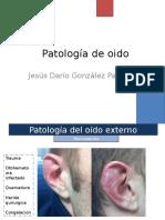 Patología de Oído