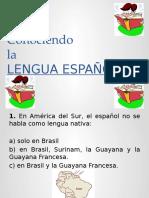 Conociendo La Lengua Española