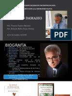 Antonio Damasio Final