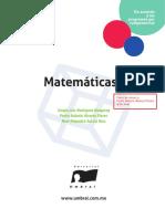 B1 Matematicas I Con Cambios de Diseño Revisado