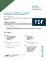 Vb Dot Net for Autocad