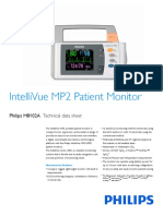 PM - IntelliVue MP2 Patient Monitor