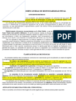 10.- Circunstancias Modificatorias de La Responsabilidad Penal Umag