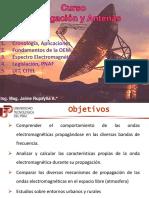 Curso Propagacion y Antenas UTP - I - Introduccion