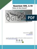 Tutorial QGIS 2.18 Las Palmas de Gran Canaria 02 Feb 2017