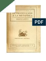 Suarez Francisco - Introducción a la Metafísica.pdf