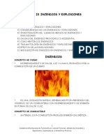 Incendios y Explosiones - Academia Internacional en Formacion de Ciencias Forenses