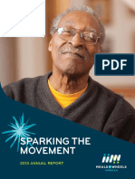 Meals on Wheels America Annual Report 2015