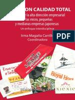 Servir Con Calidad Total by Irma Magaña.