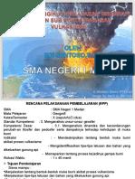 Presentation Vulkanisme
