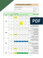 Cronograma MetalurgiaMecánicaII