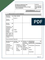GUIA de APRENDIZAJE Instalar Los Componentes 2016