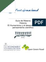 Gm_humanismo y Pensamiento Cientifico