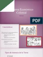 Sistema Económico Colonial