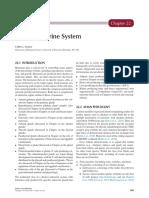 Avian Endocrine System (Scanes, 2015)