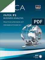 2013 BPP P3 Revision Kit