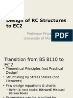 Design of RC Structures to EC2_v.2.1 Priyan Dias