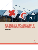 A manual to support the national implementation of humanitarian law