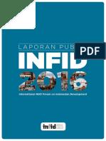 Laporan Publik INFID 2016