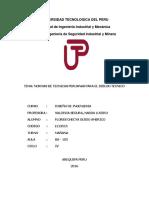 TA Normas de Tecnicas Peruanas Para El Dibujo Tecnico