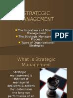 3 Strategic Management