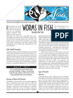 Sea Stats - Worms in Fish
