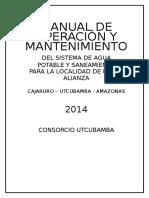 Manual Op. Nueva Alianza