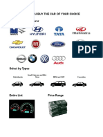 Tata Cars and Brands in India