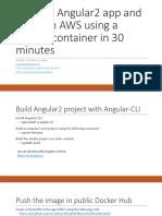 Angular 2 Docker Aw Stech Talk