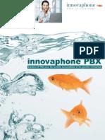 innovaphone PBX Brochure Sociétés Succursalistes et Grandes Entreprises 2010 07