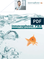 innovaphone PBX Brochure Middenstand 2010 07