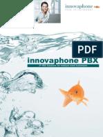 innovaphone PBX Broschure Medium Sized Businesses 2010 07