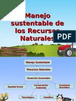 Manejo de Recursos Naturales