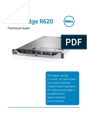 Dell Poweredge r620 Technical Guide | Graphics Processing
