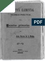 Aritmética Elemental Teórico-práctica Para Escuelas Primarias