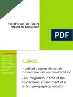 Conception Tropicale