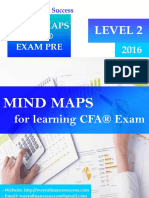 Free Cfa Mind Maps Level 2 - 2016