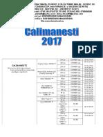 Calimanesti