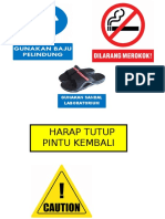 Label Caution