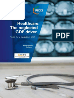 Healthcare the Neglected GDP Driver 2015