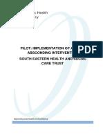 Report on Absconding PilotFinal Doc