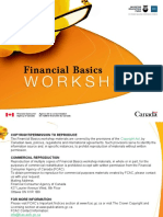 ACFC Financial Basics Presentation Deck Jan 2014 e