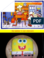 De Bakker in Zijn Element