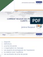 Comment Reussir Ses Presentations Clients